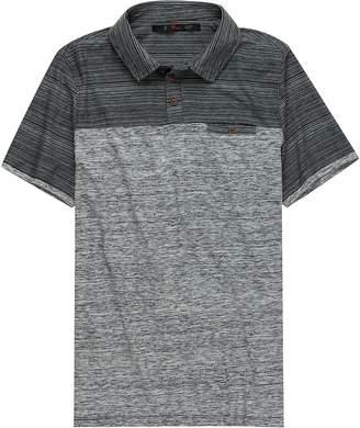 Stoic Deep Space Dye Polo Shirt - Men's