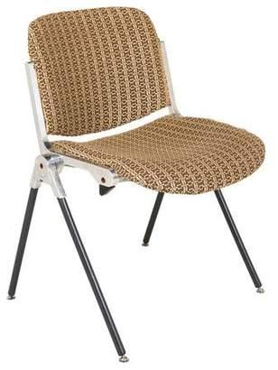 Mid-Century MODERN Aluminum Stack Chair