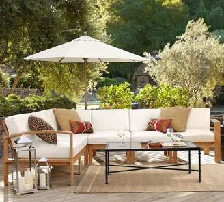 used pottery barn outdoor furniture shopstyle rh shopstyle com