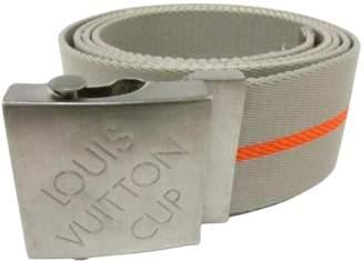Louis Vuitton Cloth belt