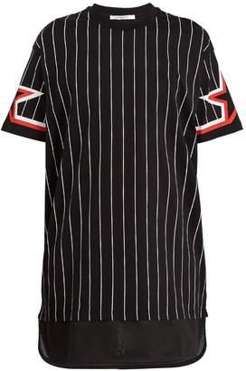 Givenchy Cuban-fit Baseball T-shirt