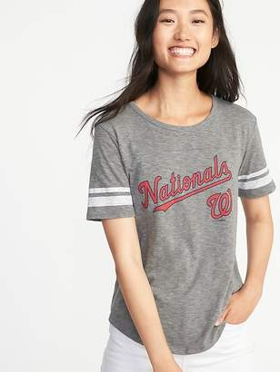 Old Navy MLB® Logo-Graphic Tee for Women