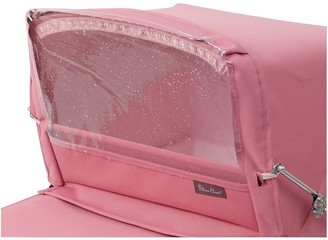 Silver Cross Dolls Pram Rain Shield - Pink