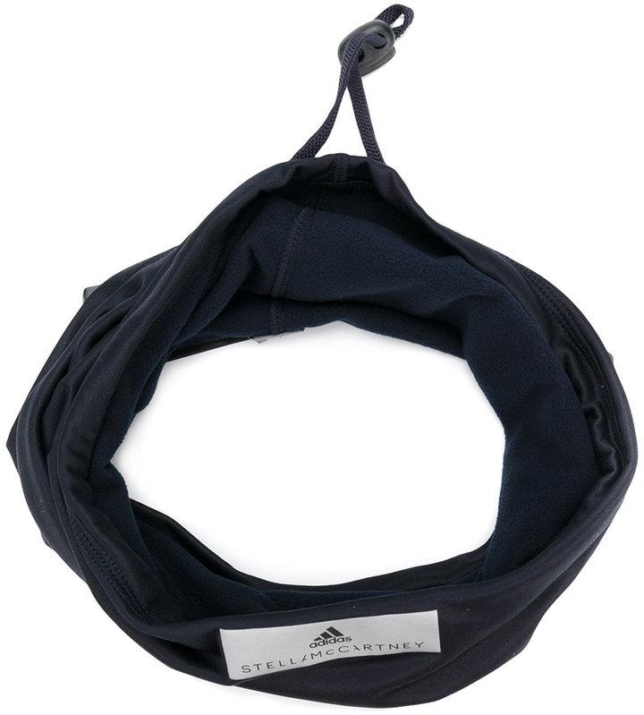 adidas by Stella McCartney adjustable collar scarf