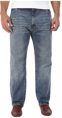 Nautica Big & Tall Big & Tall Relaxed Fit in Rocky Point Blue $49.50 thestylecure.com
