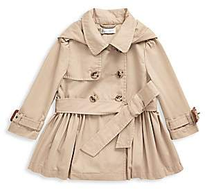 Ralph Lauren Baby Girl's A-Line Trench Coat