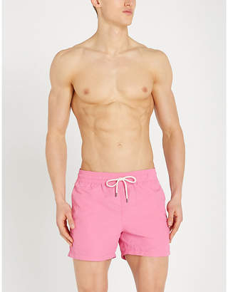 cbedfc5f19388 Polo Ralph Lauren Traveller Slim mid-rise swim shorts
