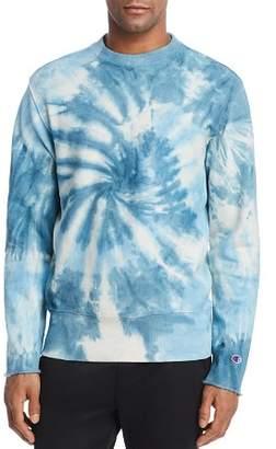 Champion Reverse Weave Champion Tie Dye Reverse Weave Crewneck Sweatshirt