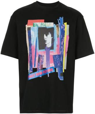 Christian Dada Past now future T-shirt