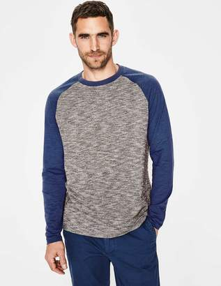 Boden Long Sleeve Slub Raglan