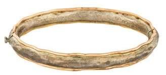 H.Stern Two-Toned Bangle Bracelet
