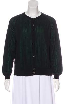 Marni Button-Up Long Sleeve Cardigan
