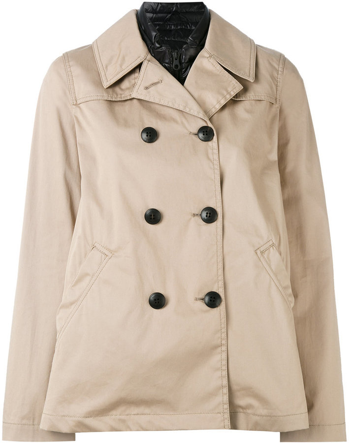 Duvetica Duvetica down layer coat