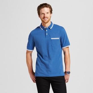 Merona Men's Tipped Collar Club Polo Shirt $14.99 thestylecure.com