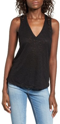 Women's Pst By Project Social T Raw Edge Tank $32 thestylecure.com