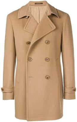 Tagliatore double-breasted coat