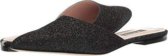 Sarah Jessica Parker Women's Slip Pointed Toe Flat Mule
