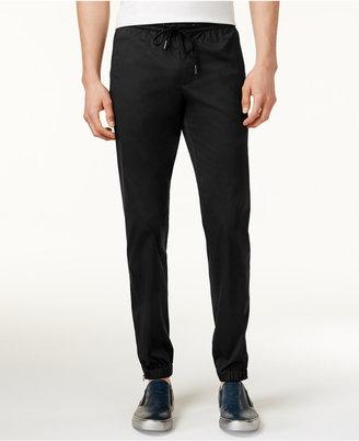 Calvin Klein Men's Slim-Fit Drawstring Jogger Pants $89.50 thestylecure.com