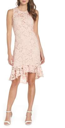 Vince Camuto Sleeveless Lace Sheath Dress