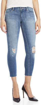 Lucky Brand Wellington Way Lolita Cropped Jeans