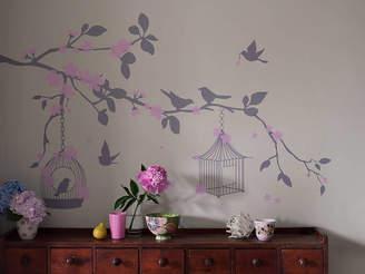 Bambizi Aegle Enchanted Bird Wall Sticker