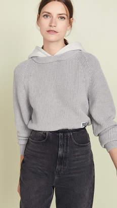 Alexander Wang Utility Hoodie Sweater