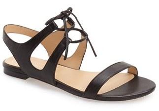 Women's Pour La Victoire 'Lacey' Sandal $174.95 thestylecure.com