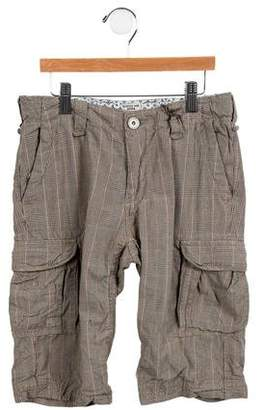 Scotch & Soda Boys' Checked Shorts w/ Tags