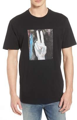 RVCA Blade Peace Graphic T-Shirt
