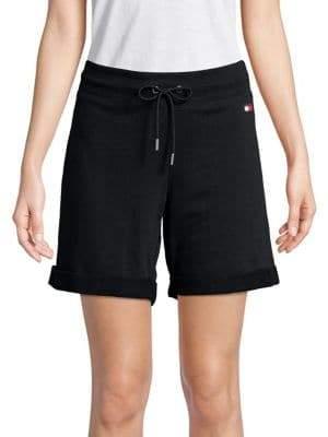 Performance Athletic Drawstring Shorts