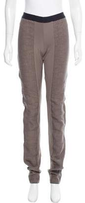 Isabel Benenato Casual Mid-Rise Pants w/ Tags