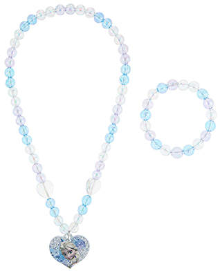 Accessorize Frozen Heart Jewellery Set