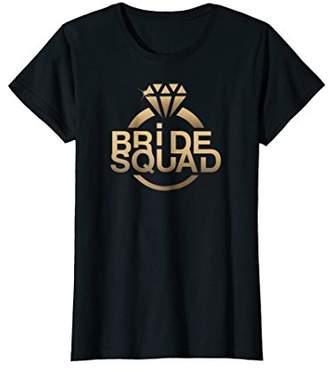 Womens Bridesmaid Gifts - Bachelorette Party Diamond Ring T Shirt