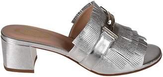 Tod's Fringe Sandals
