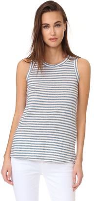 Current/Elliott The Muscle Tank $128 thestylecure.com