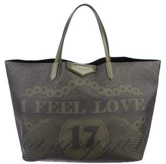 Givenchy 2017 I Feel Love Antigona Tote