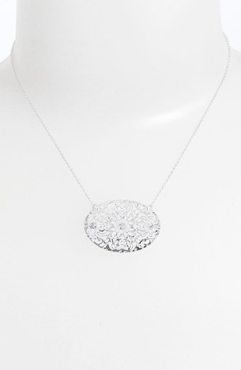 Argentovivo Pendant Necklace (Online Only)