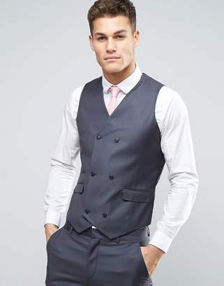 Mens Light Grey Suit Vest - ShopStyle