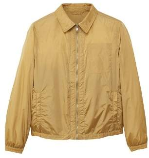 MANGO Nylon windbreaker jacket