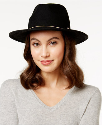 Vince Camuto Snake Chain Panama Hat $68 thestylecure.com