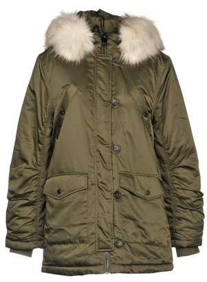 Topshop Synthetic Down Jacket