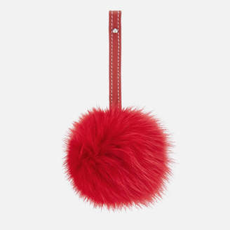 Grafea Women's Pom Pom Charm - Red