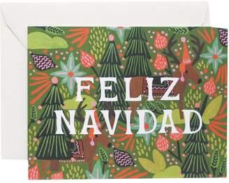 Rifle Paper Co. Feliz Navidad Greeting Card
