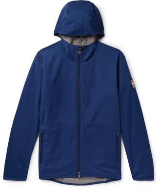 Ermenegildo Zegna Techmerino Wool-Blend Shell Hooded Jacket