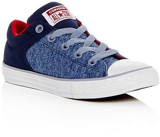Converse Boys' Chuck Taylor All Star High Street Lace-Up Sneakers - Toddler, Little Kid, Big Kid