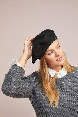 Anthropologie Estelle Wool Beret