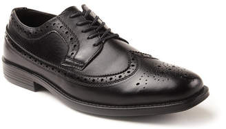 Deer Stags Men Memory Foam Dress Taylor Dress Comfort Classic Wingtip Oxford Men Shoes