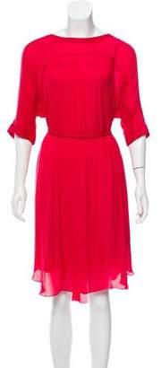 Isabel Marant Draped Midi Dress