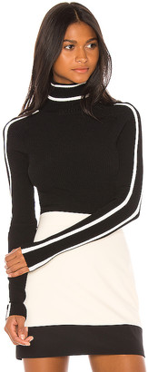 Milly Racer Stripe Pullover
