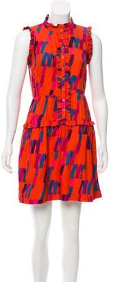 Marc by Marc Jacobs Sleeveless Printed Dress